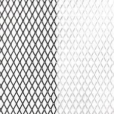 Universal 100x33 cm alumínio car veículos preto corpo malha grill grille seção preto prata em grades de corrida de automóveis motos no aliexpress