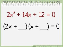 image titled find the roots of a quadratic equation step 14