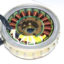 royal clic 500cc flywheel magneto