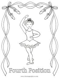 Coloring Barbie Ballerina Inspirationa Barbie Ballerina Coloring