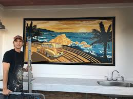 california dreamin sutfin art