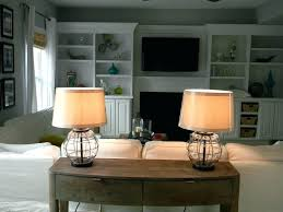 pottery barn floor lamp lamps seaside interiors knock off discontinued shades parts mini chandelier la