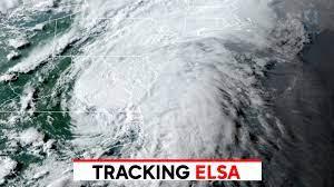 Track Elsa Live: Tropical storm ...