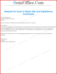 Lovely Application For Salary Certificate For Loan Robinson