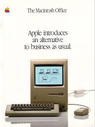 apples office. apple brochure apples office