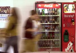 Vending Machine Drink Labels Magnificent California Considers Warning Labels For Soda