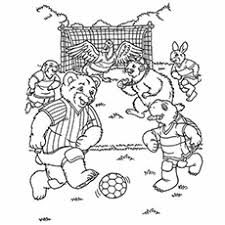 Winsome Soccer Coloring Page Printable In Humorous Soccer Coloring