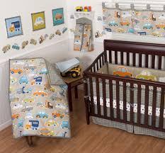 sumersault gridlock baby bedding and nursery decor