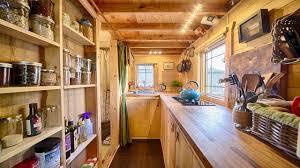 narrow kitchen small design