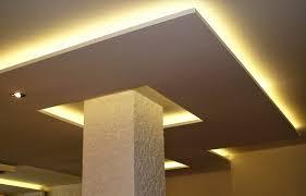 false ceiling lights photo 1
