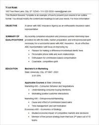 resume template free samples examples format easy simple resumes for sample