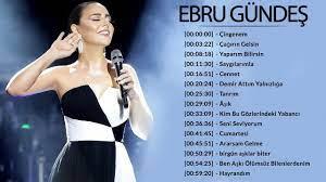 Ebru Gündeş En iyi şarkılar MIX 2021 || Ebru Gündeş Tüm albüm - YouTube