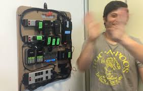 create an epic diy battery charging station for your gear diy photography