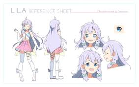anime character design sheet. Interesting Anime Character Sheet Commission For Senzawaa Of Their Character Lila So Pastel Throughout Anime Design Sheet R