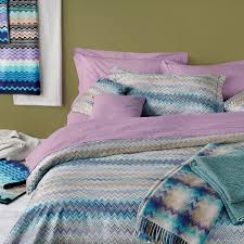 buy missoni home john duvet cover    amara