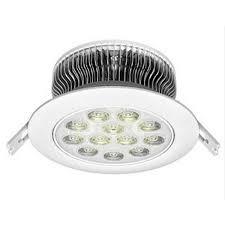 led ceiling lights 12w elegance ii