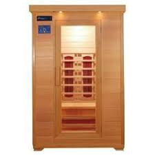 2 person infrared sauna.  Infrared Kensington 2Person Infrared Sauna On 2 Person The Home Depot