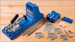 how to drill pocket holes. kreg® k4 pocket-hole jig how to drill pocket holes
