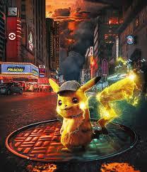I choose you Detective Pikachu⚡⚡ So pumped that a live-action Pokémon movie  is finally a reality, I HAD to create my own movie p… | Pokemon movies,  Pokemon, Pikachu