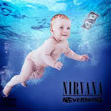 Where is the baby from nirvana's nevermind album now? Personal Nirvana Nevermind Lp Cover Remake On Behance