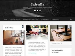 Wordpress Photo Gallery Theme Baskerville 2 Wordpress Com Wordpress Gallery Theme By