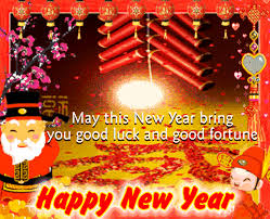 The most common greeting used during the chinese new year is a simple happy new year, also used during our regular jan 1st new year. Top 30 Happy Lunar New Year Gifs Find The Best Gif On Gfycat