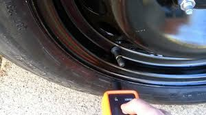Tire Pressure Monitoring System (TPMS) relearn - 2012 Chevy Cruze ...