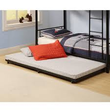 Walker Edison Twin Roll-Out Trundle Bed Frame - Home - Furniture - Bedroom  Furniture - Beds