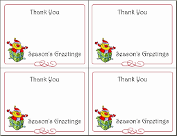 Free Printable Note Cards Template Business Thank You Cards Template Fresh Free Printable Christmas