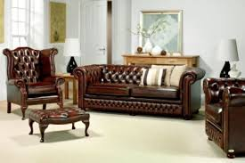 chesterfield sofa. Exellent Sofa Leather Chesterfield Sofa Intended I