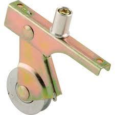 prime line steel sliding screen door roller