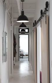hallway lighting. never walk down a dark hallway again spice up your space with deep bowl pendant lighting