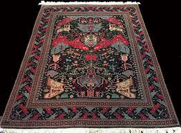 origin persian tabriz wool