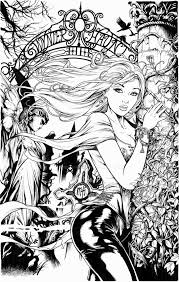 Scary Coloring Pages Best Of Scary Coloring Pages Adult Coloring Ad