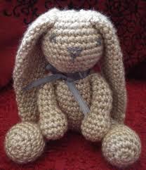 Free Crochet Bunny Pattern Stunning Amigurumi Bunny Pattern Free Artisan Crafts Dolls Plushies