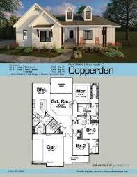 modern farmhouse open floor plans one story