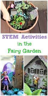 Small Picture DIY Fairy Garden Ideas STEM Activities for Kids Math Fairy