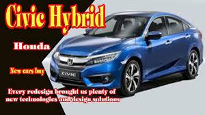 2018 honda hybrid. plain honda 2018 honda civic hybrid  sports  concept for honda hybrid