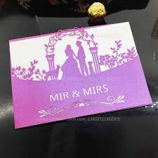 Photo Invitation Postcards 12x18cm Laser Cut Wedding Greeting Postcards Gift Cards Custom Blank Vintage Invitation Marriage Letters Messages 10pcs 5zsh070