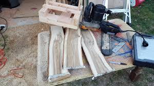 15 wooden adjustable alaskan chainsaw mill diy homemade