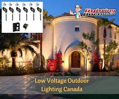 landscape lighting provides functional illumination for outdoor spaces and low voltage landscape lights are essential
