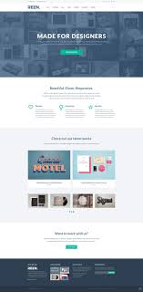 best images about psd templates business reen is a one page psd template that can be edited to create a one page website of your own the psd design is aimed at a one page portfolio