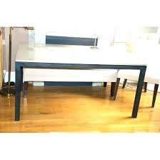 parsons coffee table restoration hardware topic to west elm white tabl
