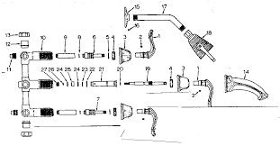 exciting tub faucet parts names 1001 faucets ideas sears diagram old bathroom b amp k briggs