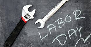 labor day theme web portal of the government of saint lucia