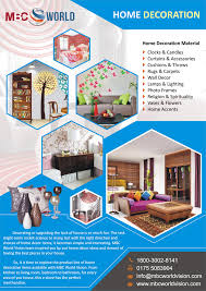 56 most exemplary home decoration simple brochure for brochures