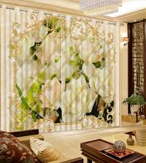 Patterned Curtains For Living Room Popular Marble Curtain Buy Cheap Marble Curtain Lots From China
