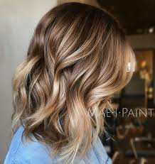 Brunette With Blonde Hair Color Ideas