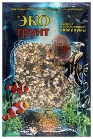 Купить грунт для аквариума <b>ЭКОгрунт Галька Феодосия</b> №0 2 - 5 ...