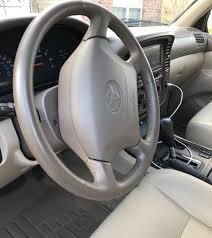 2000 toyota land cruiser leather refinishing toyota land cruiser steering wheel